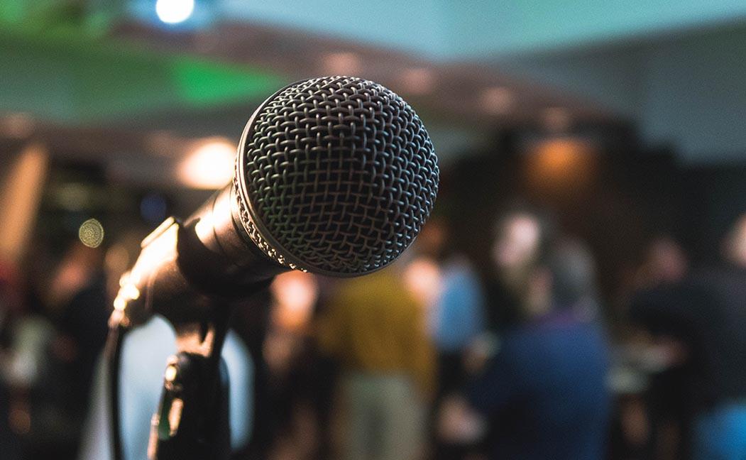 Réussir sa première impression lors d'une prise de parole