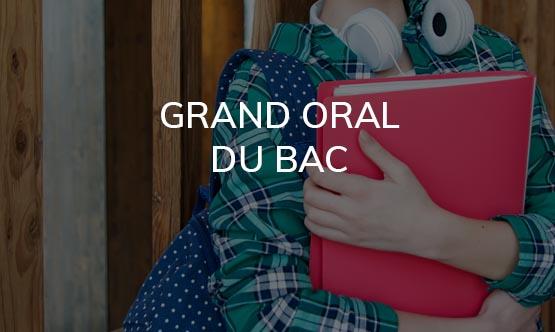 Grand oral du bac
