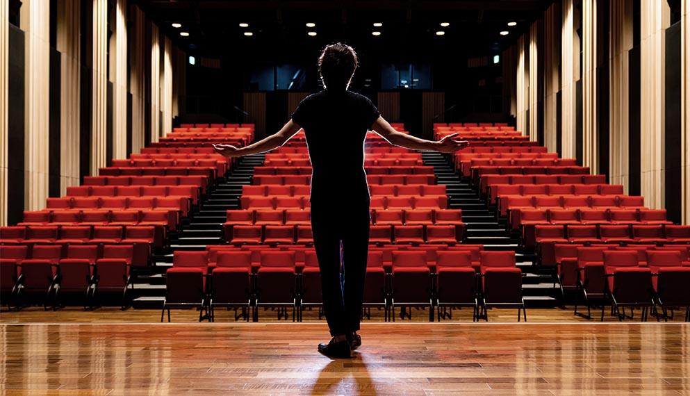 Théâtre et aisance en public