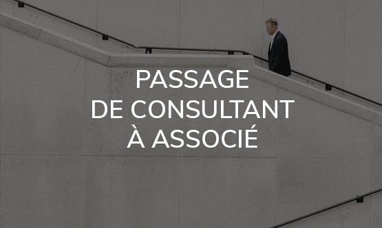 passage de grade consultant associé